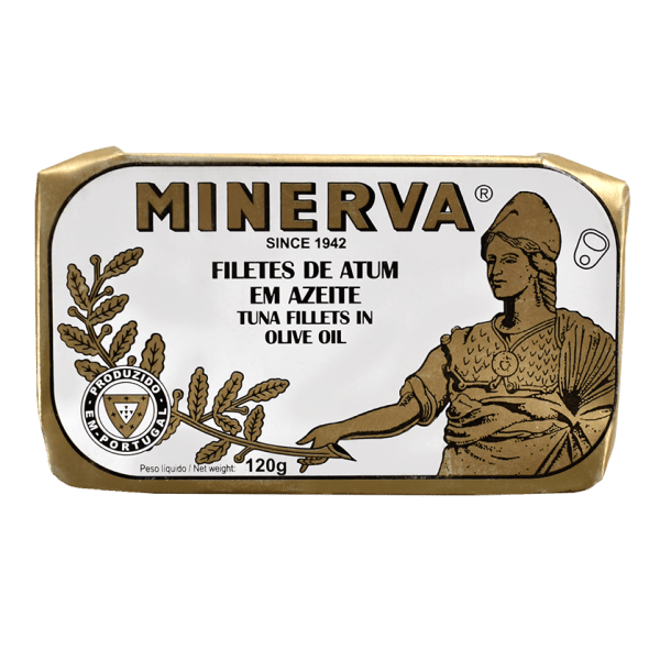 Filetes de atum em azeite Minerva