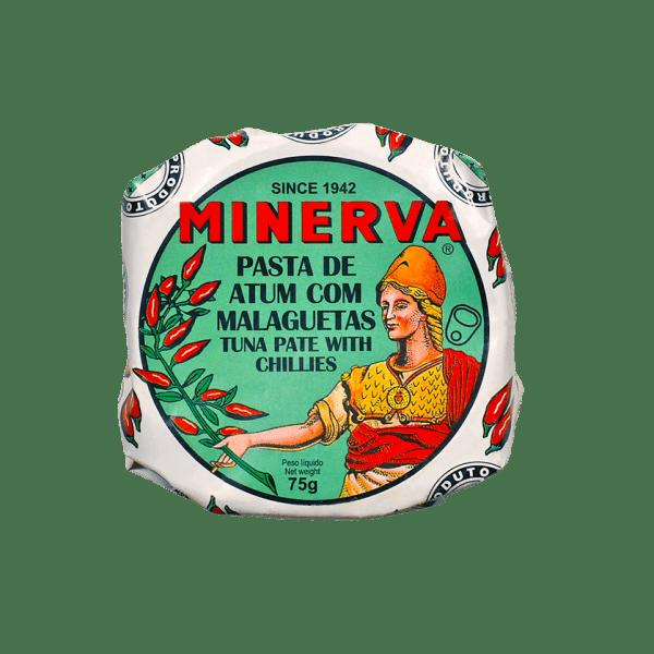 Paté de atum picante Minerva