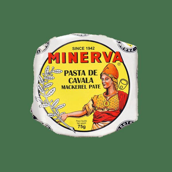 Paté de cavala Minerva