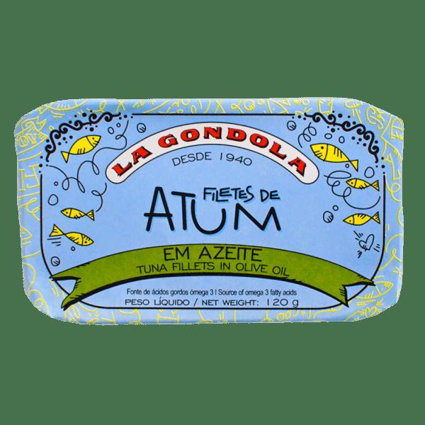 Filetes de atum em azeite La Góndola