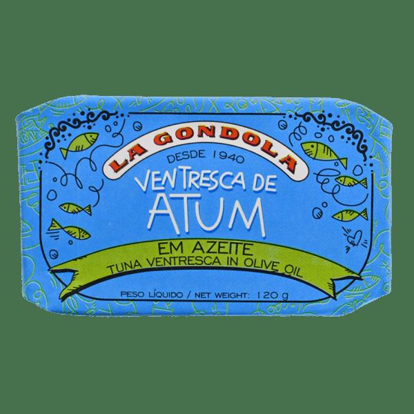 Lata de ventresca de atum em azeite La Góndola